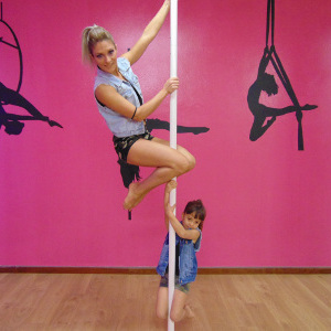 Pole Mom & Baby Pole Passion Academy