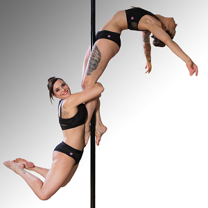 corsi Pole dance Duo Pole Passion Academy Bulgarograsso como