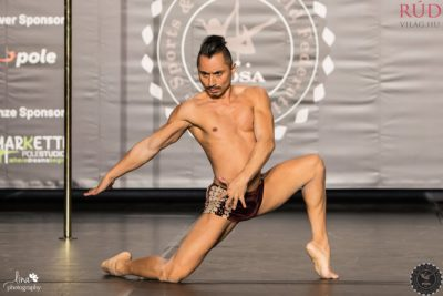 Workshop con Marko Daza – 9 Giugno 2018 polepassion accademy