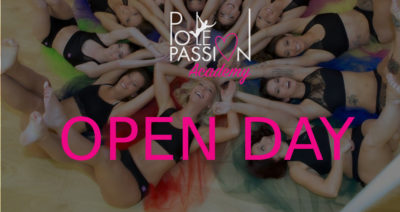 Open Day Pole Passion Academy